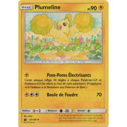 SL07_55/168 Plumeline Peu commune