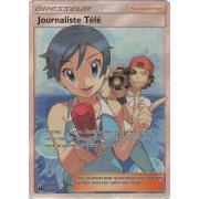 SL07_167/168 Journaliste Télé Full Art Ultra Rare