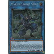 SHVA-FR011 Maestro Ninja Saizo Secret Rare