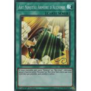 SHVA-FR027 Art Ninjitsu Armure d'Alchimie Super Rare