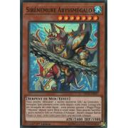 SHVA-FR037 Sirènemure Abyssmégalo Super Rare