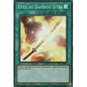 SHVA-FR054 Épée de Bambou d'Or Super Rare