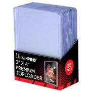25 Toploader Premium