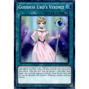 SHVA-EN010 Goddess Urd's Verdict Super Rare