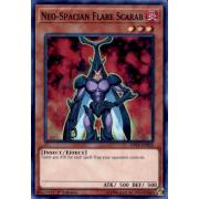 SHVA-EN033 Neo-Spacian Flare Scarab Super Rare