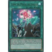 MP18-FR076 Livre de Magie du Savoir Ultra Rare
