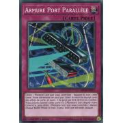 MP18-FR213 Armure Port Parallèle Commune