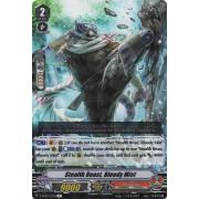 V-BT02/027EN Stealth Beast, Bloody Mist Rare (R)
