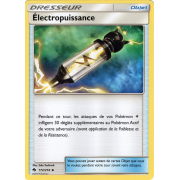 SL08_172/214 Électropuissance Peu commune