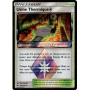 SL08_178/214 Usine Thermique Prisme Rare