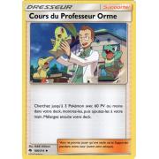 SL08_188/214 Cours du Professeur Orme Peu commune