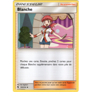 SL08_193/214 Blanche Peu commune
