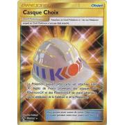 SL08_229/214 Casque Choix Secret Rare