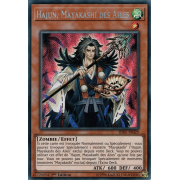 HISU-FR029 Hajun, Mayakashi des Ailes Secret Rare