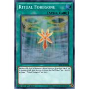 HISU-EN054 Ritual Foregone Super Rare