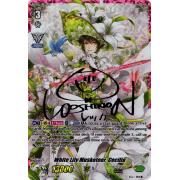 V-EB03/UR03EN-R White Lily Musketeer, Cecilia (Rainbow version) UltraRare Rare (URR)
