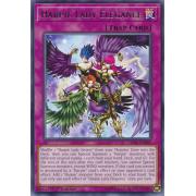LED4-EN005 Harpie Lady Elegance Rare