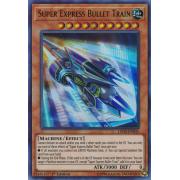 LED4-EN035 Super Express Bullet Train Ultra Rare