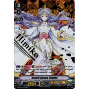 V-EB04/SV01EN Oracle Queen, Himiko Special Vanguard Rare (SVR)