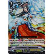 V-EB04/010EN Eternal Goddess, Iwanagahime Double Rare (RR)