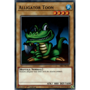 SS01-FRC02 Alligator Toon Commune