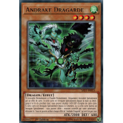 SAST-FR015 Andrake Dragarde Rare