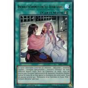 SAST-FR063 Rencontre d'un Fantôme et d'une Fille - Histoire Shiranui Ultra Rare