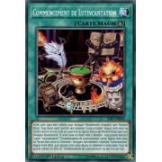 SAST-FR065 Commencement de Lutincantation Commune