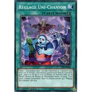 SAST-FR066 Réglage Uni-Chanson Commune