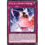 SAST-FR074 Style de la Réussite Shiranui Commune