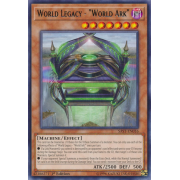 "SAST-EN016 World Legacy - ""World Ark"" Rare"