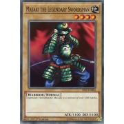 SS02-ENB04 Masaki the Legendary Swordsman Commune