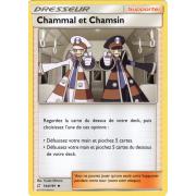 SL09_144/181 Chammal et Chamsin Peu commune