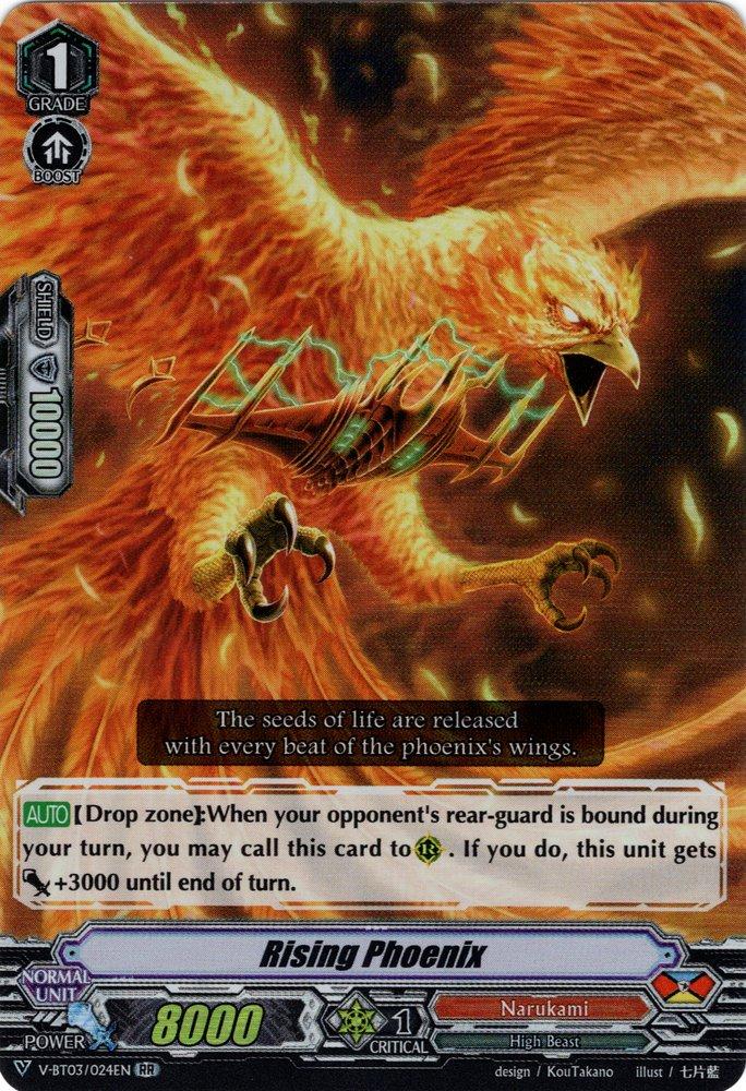 V-BT03/024EN Rising Phoenix Double Rare (RR)