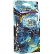 Deck Préconstruit Pokémon Soleil et Lune 9 Duo de Choc Tortank