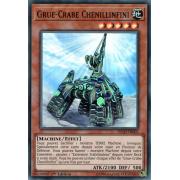 INCH-FR003 Grue-Crabe Chenillinfini Super Rare