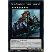 INCH-FR008 Brise-Montagne Chenillinfini Super Rare