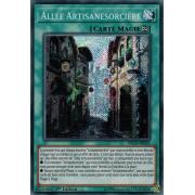 INCH-FR024 Allée Artisanesorcière Secret Rare