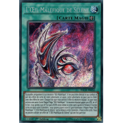 INCH-FR032 L'Œil Maléfique de Sélène Secret Rare