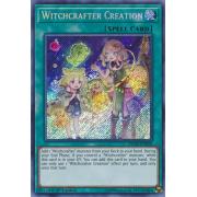 INCH-EN020 Witchcrafter Creation Secret Rare