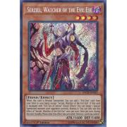 INCH-EN027 Serziel, Watcher of the Evil Eye Secret Rare