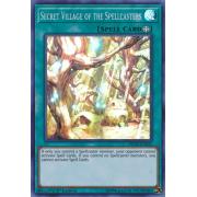 INCH-EN043 Secret Village of the Spellcasters Super Rare