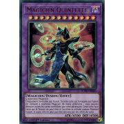 DUPO-FR040 Magicien Quintette Ultra Rare