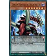 DUPO-FR105 Dragon Pendule aux Yeux Impairs Ultra Rare