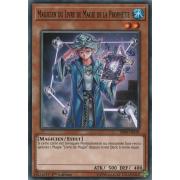 SR08-FR018 Magicien du Livre de Magie de la Prophétie Commune