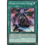 SR08-FR025 Maîtrise de Puissance Magique Commune