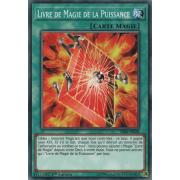 SR08-FR028 Livre de Magie de la Puissance Commune