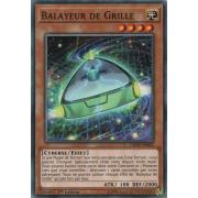 DANE-FR002 Balayeur de Grille Commune