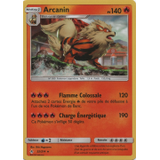 SL10_22/214 Arcanin Holo Rare