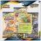 Pack 3 Boosters Pokémon Soleil et Lune 10 - Version Jungko